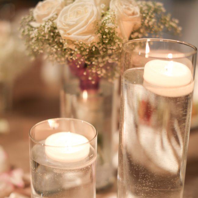 Candlestick cylinder