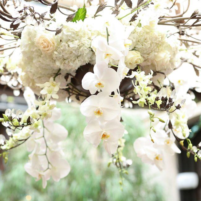 Chandelier flower-6
