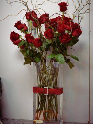 24-Stem-Roses-in-a-Vase