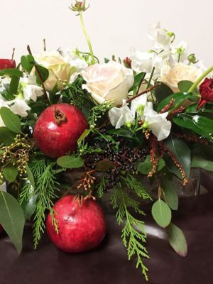Christmas-Arrangement