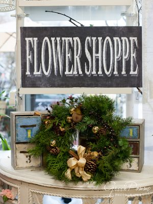 Festive-Wreath