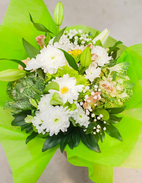 Green-Bouquet